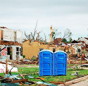 Portable Toilets & Restroom Rentals for Emergency