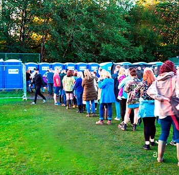 Portable Toilets & Restroom Rentals for Events