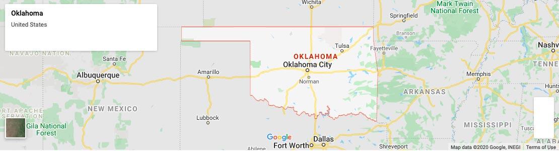 Porta Potty Dogs in Oklahoma