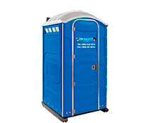 Deluxe Flushable - Porta Potty Dogs