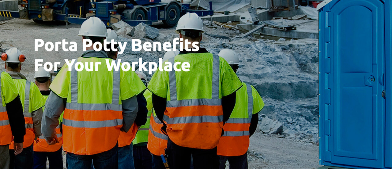 Porta Potty Benefits Workplace - Porta Potty Dogs