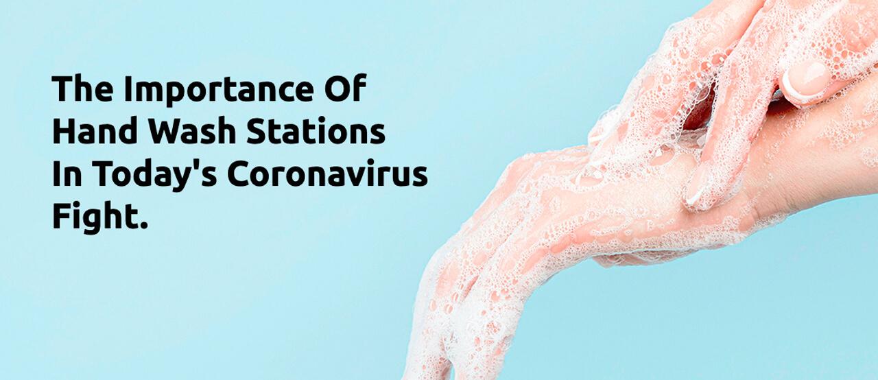 Hand Wash Stations Coronavirus Fight - Porta Potty Dogs