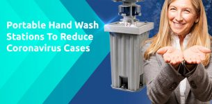 Portable Hand Wash Reduce Coranavirus - Porta Potty Dogs