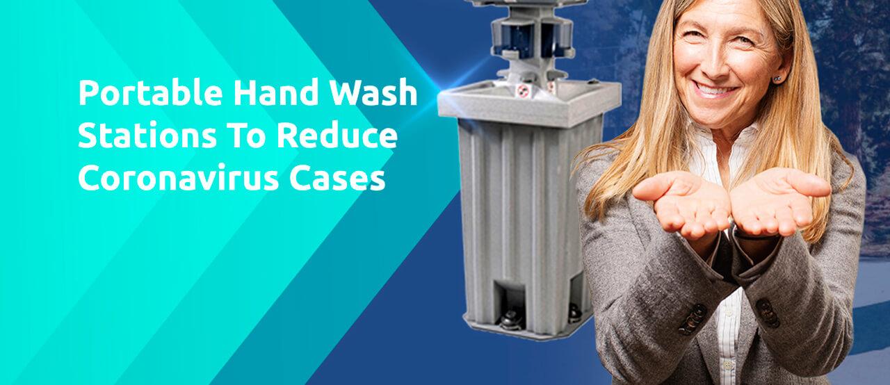 Portable Hand Wash Reduce Coranavirus - Porta Potty Dogs
