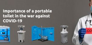 Importance Portable Toilet War Coronavirus - Porta Potty Dogs