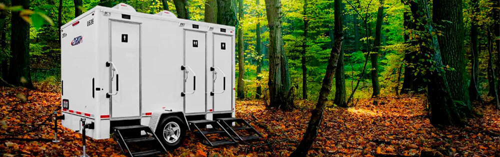 Porta Potty Dogs Offers the Best Portable Toilets & Restroom Rentals for Construction
