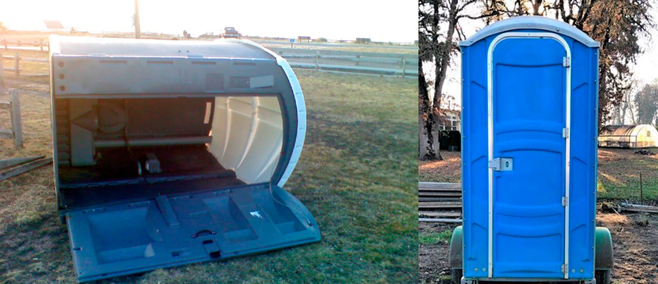 How to Deal and Prevent a Porta Potty Tipped Over