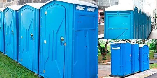 Portable Toilets Rentals in Spokane, WA