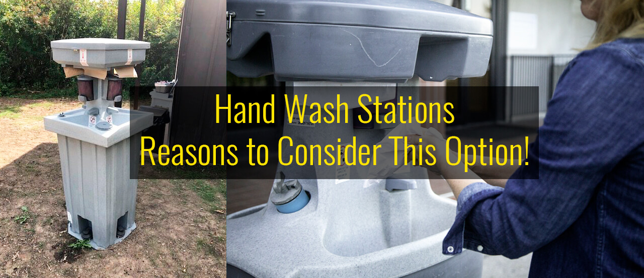 Advantages of Renting Hand Wash Stations
