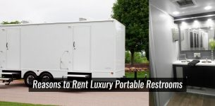 Reasons to Rent Luxury Portable Restrooms for Your Next Event
