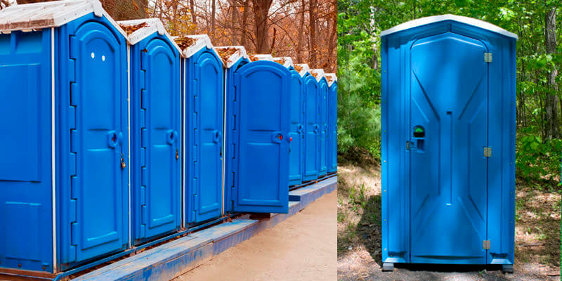 Portable Toilets Rentals in Alabama