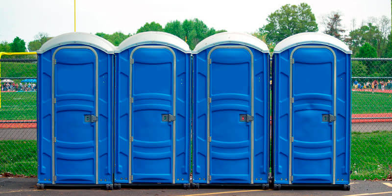 Portable Toilets Rentals in Knoxville, TN