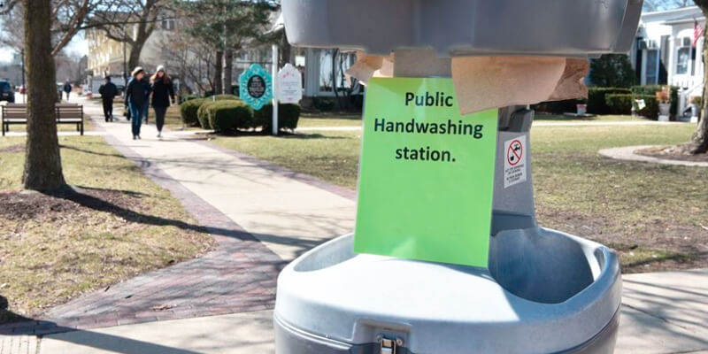 Hand Wash Stations Rentals in Arkansas