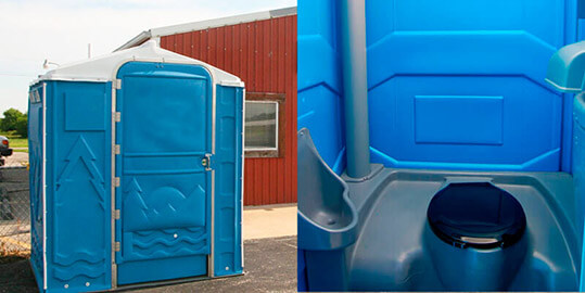Portable Toilets Rentals in Omaha, NE