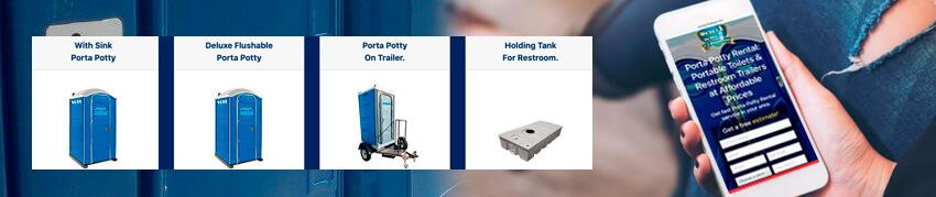 Contact Your Porta Potty Rental Company Immediately