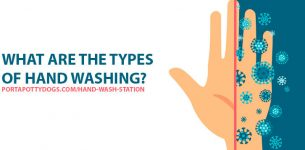 What Are the Types of Hand Washing?