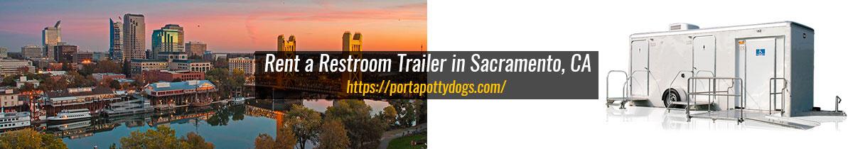 VIP Portable Restrooms in Sacramento, CA Are Eco-Friendly Solution