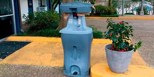 Hand Wash Stations & Sink Rentals in Huntington Beach, CA