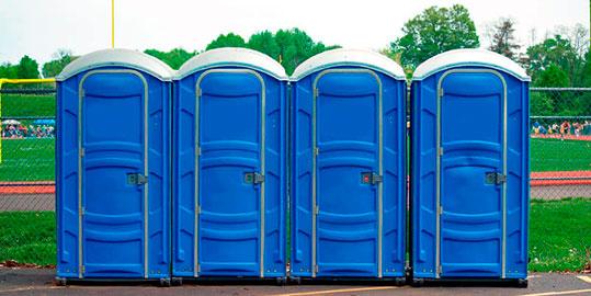 Portable Toilets Rentals in Des Moines, IA
