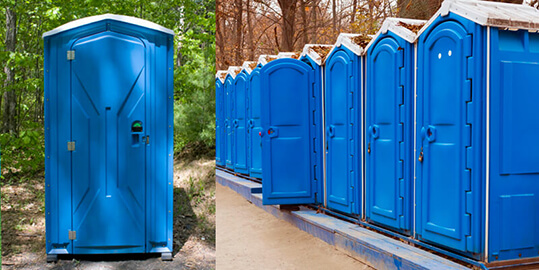 Portable Toilets Rentals in Fayetteville, NC