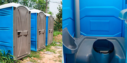 Portable Toilets Rentals in Rochester, NY