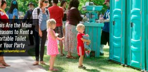 Rent a Portable Toilet for Your Party