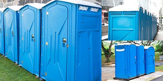 Portable Toilets Rentals in Alexandria VA