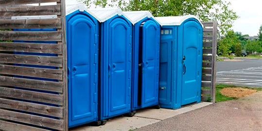 Portable Toilets Rentals in Cary NC