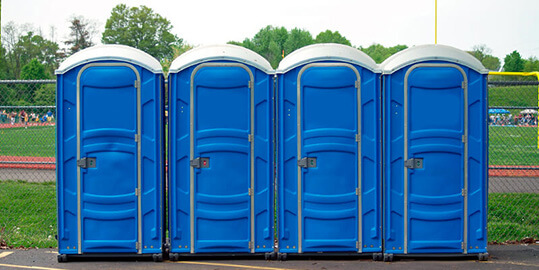 Portable Toilets Rentals in Akron OH