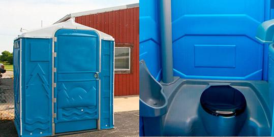 Portable Toilets Rentals in Overland Park KS