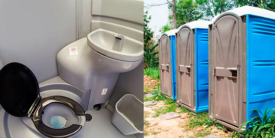 Portable Toilets Rentals in Salinas, CA