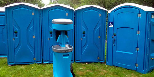 Portable Toilets Rentals in Palmdale, CA