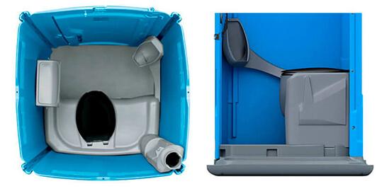 Portable Toilets Rentals in Ontario CA