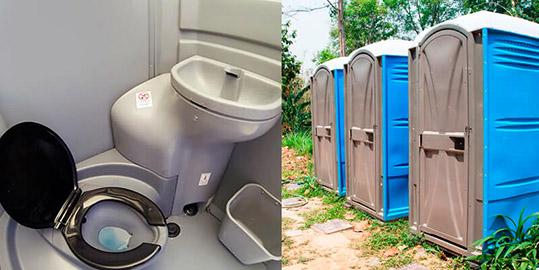 Portable Toilets Rentals in Pasadena, CA