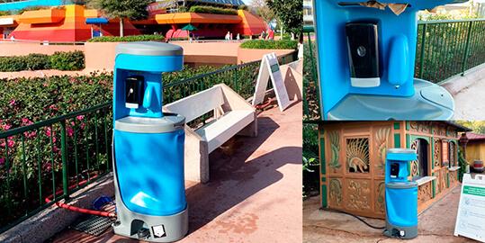 Hand Wash Stations Sink Rentals in Provo UT