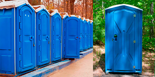 Portable Toilets Rentals in Clearwater FL