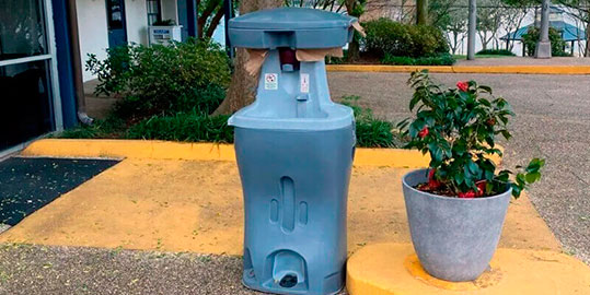 Hand Wash Stations Sink Rentals in Odessa TX