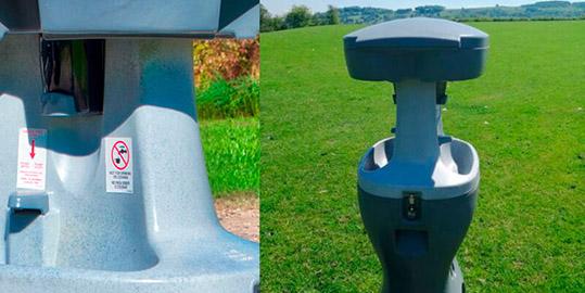 Hand Wash Stations Sink Rentals in Topeka KS
