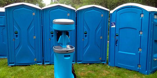 Portable Toilets Rentals in Lansing MI